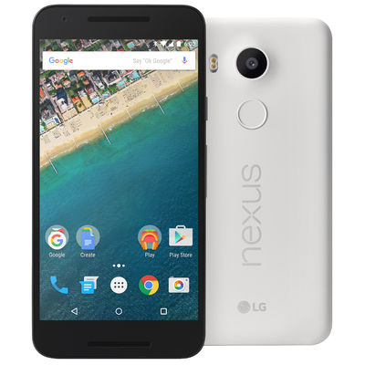 NEXUS 5X 32 GB Wit