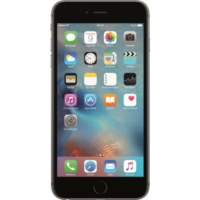 iPhone 6S Plus 64GB Space Gray Refurbished (Topklasse)