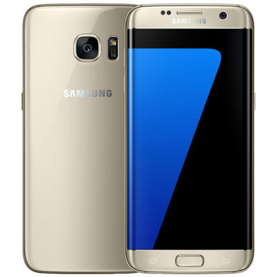 Galaxy S7 Edge Goud