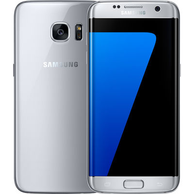 Galaxy S7 Edge Zilver