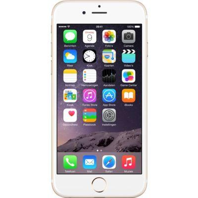 iPhone 6 16GB Goud Refurbished (Topklasse)