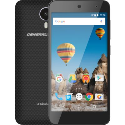 Android One GM5 Zwart/Grijs
