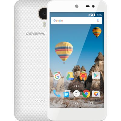 Android One GM5 Wit/Goud