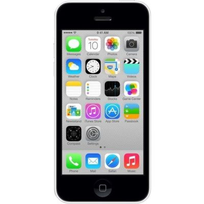 iPhone 5C 32GB Wit Refurbished (Basisklasse)