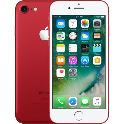 iPhone 7 256GB Rood