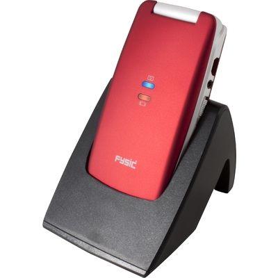 FM-9700 senioren telefoon rood