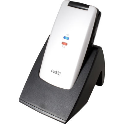 FM-9700 senioren telefoon wit