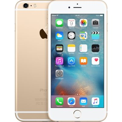 iPhone 6s Plus 128 GB Goud