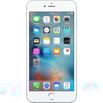 iPhone 6S Plus 64GB Zilver Refurbished (Topklasse)