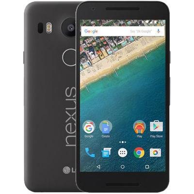 NEXUS 5X 32 GB Zwart