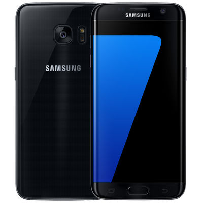 Galaxy S7 Edge Zwart