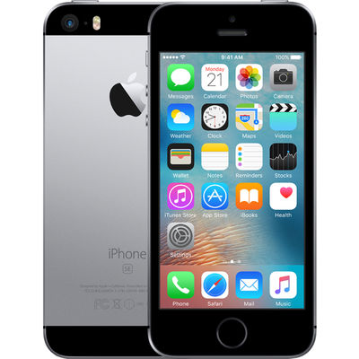 iPhone SE 64 GB Space Gray