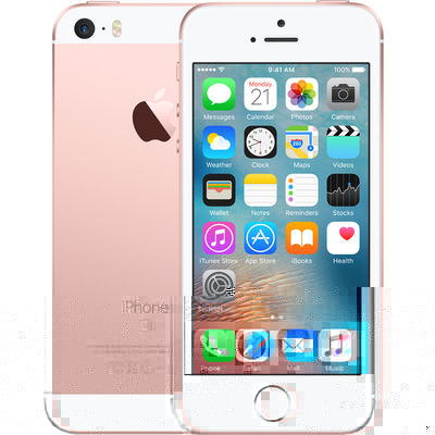 iPhone SE 16 GB Rose Gold