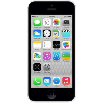 iPhone 5C 32GB Wit Refurbished (Topklasse)