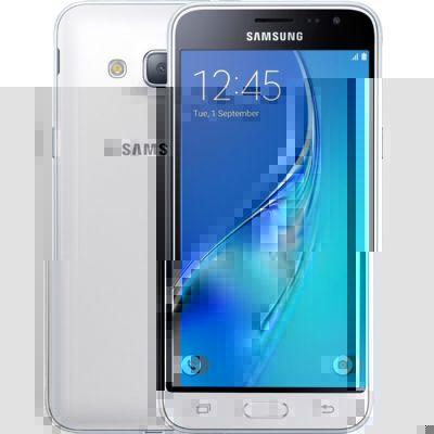 Galaxy J3 (2016) Wit