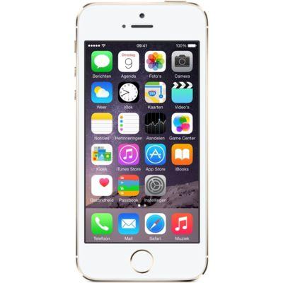 iPhone 5S 64GB Goud Refurbished (Basisklasse)