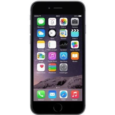 iPhone 6 128GB Space Gray Refurbished (Topklasse)