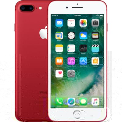 iPhone 7 Plus 128GB Rood